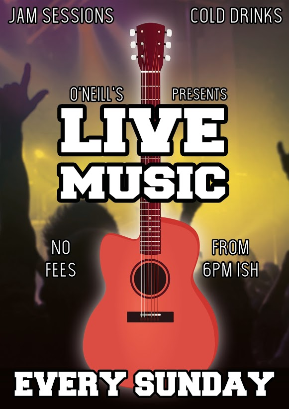 Live-Music-Poster